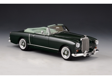 Glm-models glm216001 scala 1//43 bentley s1 drophead coupe graber 1956 open green